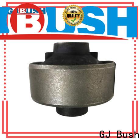 GJ Bush Best suspension arm bushing supply for car factory