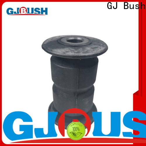 GJ Bush Top leaf spring bushings supply for car factory