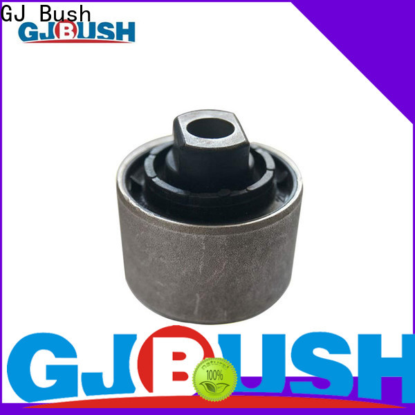 GJ Bush Custom suspension arm bushing factory price for car industry