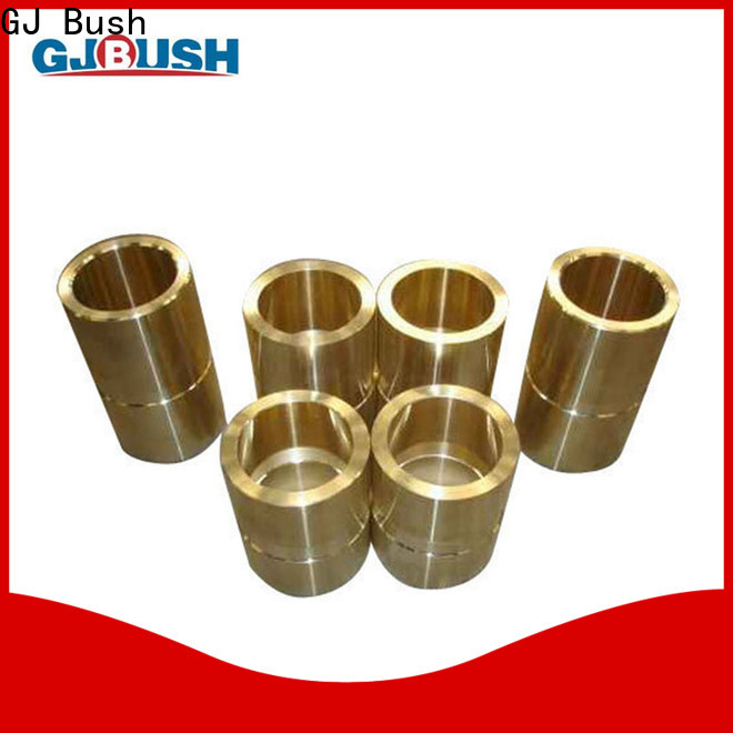 GJ Bush flanged brass bushing manufacturers for car industry
