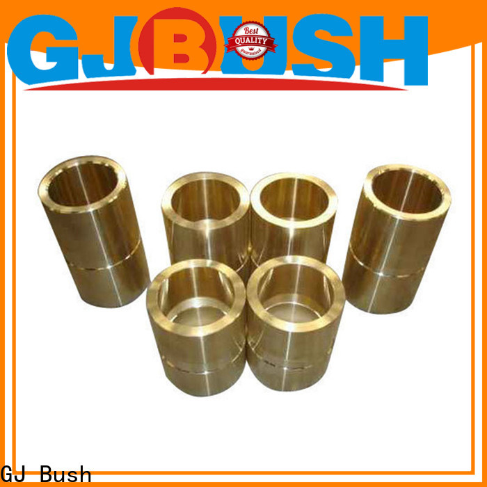 GJ Bush Custom made bronze bushing for car manufacturer