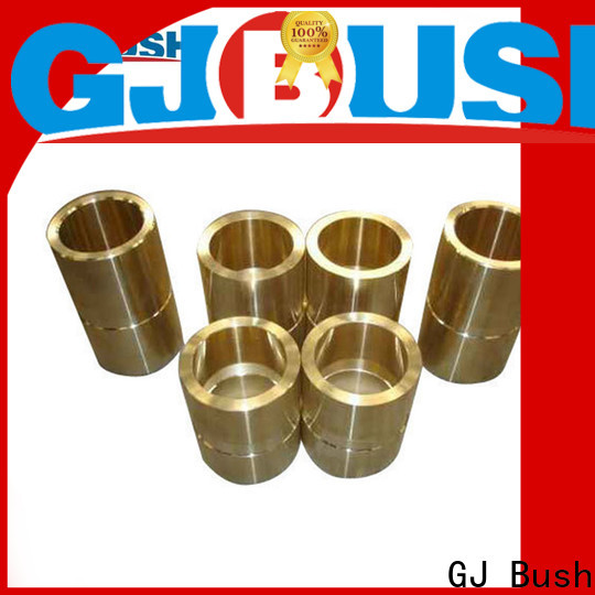 GJ Bush flanged brass bushing vendor for automotive industry