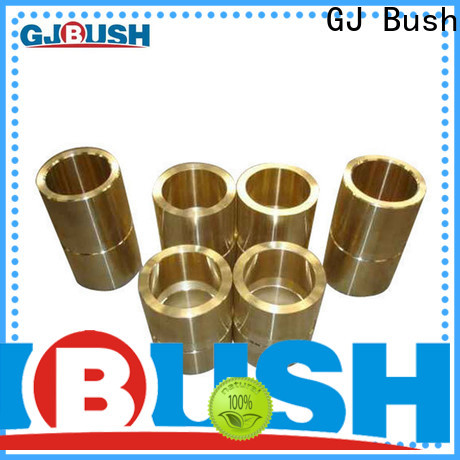 Custom made copper bushing manufacturers for car manufacturer