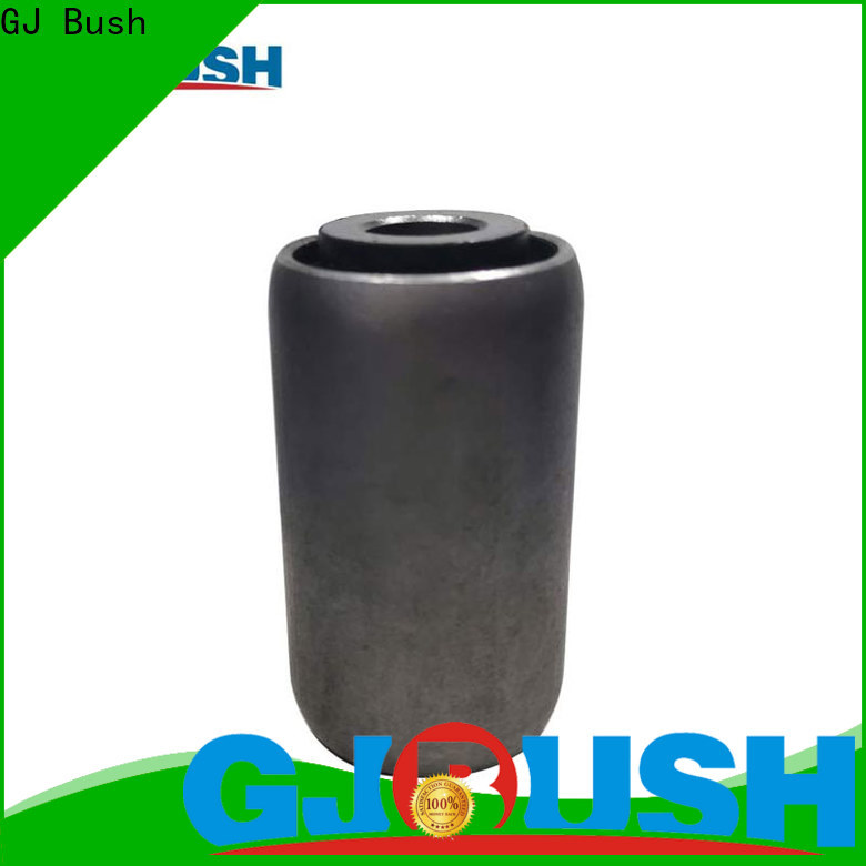 GJ Bush Custom made leaf spring rubber bushings price for manufacturing plant